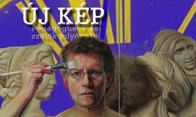 Megjelent az Új Kép folyóirat 2010. évi összevont 1-2. nyomtatott száma